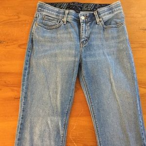 LEVI'S 525 Stretch Jeans Straight Leg ~ Like New!